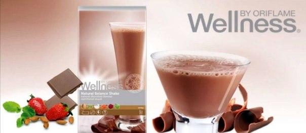 Шоколадный коктейль от Орифлэйм